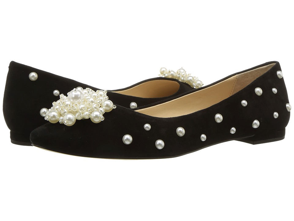 Katy Perry - The Lady (Black Suede) Womens Shoes
