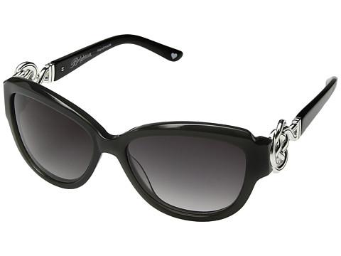 Brighton Interlock Sunglasses - Grey/Black