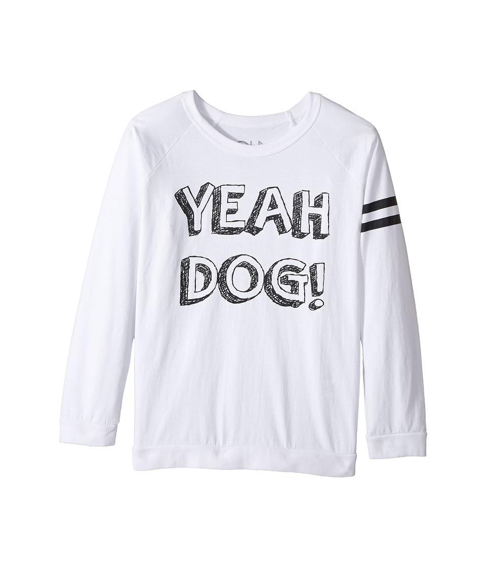 Chaser Kids - Cotton Long Sleeve Raglan T-Shirt