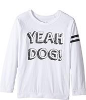 Chaser Kids - Cotton Long Sleeve Raglan T-Shirt (Little Kids/Big Kids)