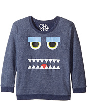 Chaser Kids - Reverse Fleece Poly Rayon Sweatshirt (Little Kids/Big Kids)