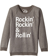 Chaser Kids - Reverse Fleece Poly Rayon Sweatshirt (Little Kids/Big Kids)