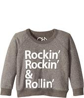 Chaser Kids - Reverse Fleece Poly Rayon Sweatshirt (Toddler/Little Kids)