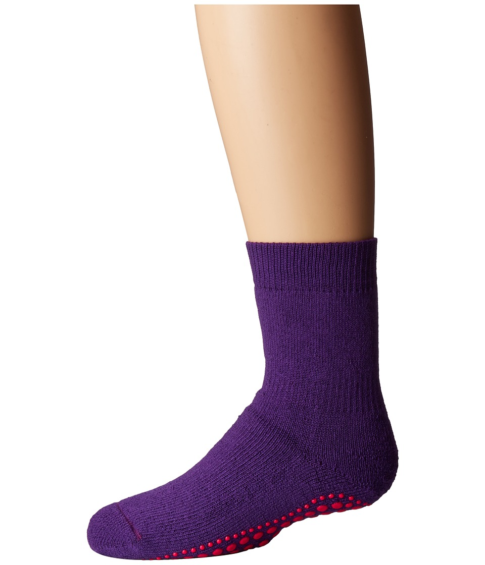 Falke - Catspads Socks (Toddler/Little Kid/Big Kid) (Pansy) Crew Cut Socks Shoes