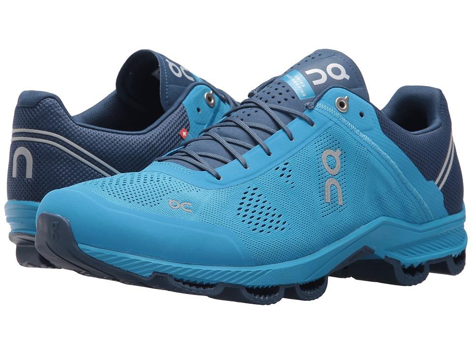 On - Cloudsurfer (Malibu/Denim) Mens Running Shoes