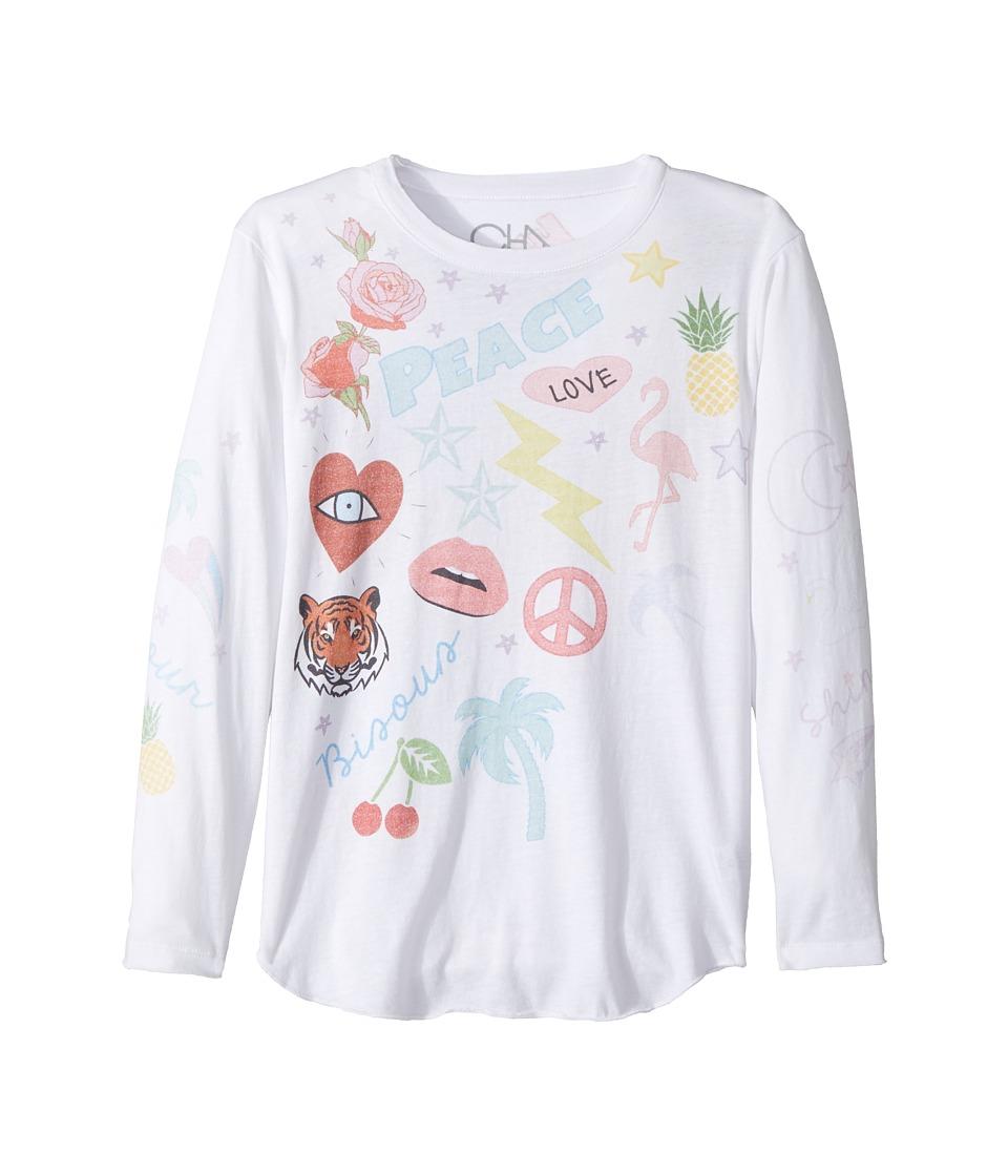 Chaser Kids - Vintage Jersey Long Sleeve Shirttail