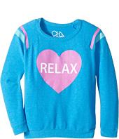 Chaser Kids - Love Knit Raglan Pullover (Little Kids/Big Kids)