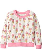 Chaser Kids - Love Knit Raglan Pullover (Toddler/Little Kids)