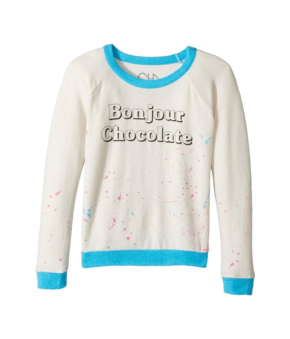 Chaser Kids - Love Knit Raglan Pullover