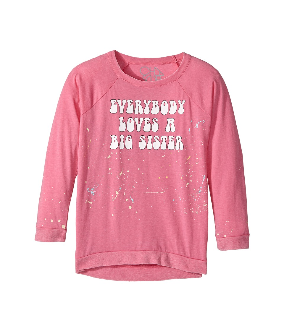 Chaser Kids - Vintage Jersey Long Sleeve Raglan T-Shirt