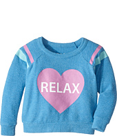 Chaser Kids - Love Knit Raglan Pullover (Toddler/Little Kids)