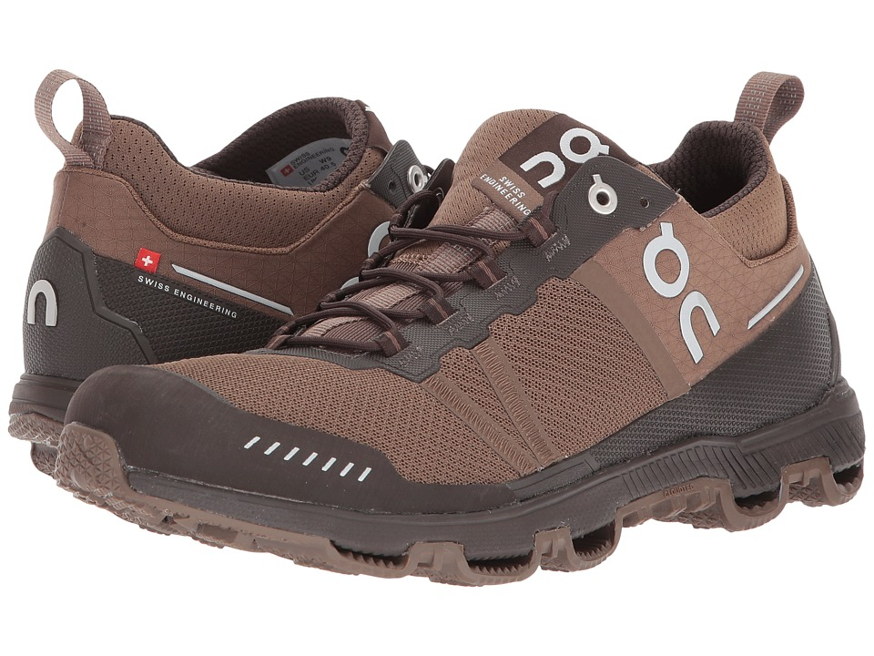 On Cloudventure Midtop (Chocolate/Brown) Women's Running Shoes
