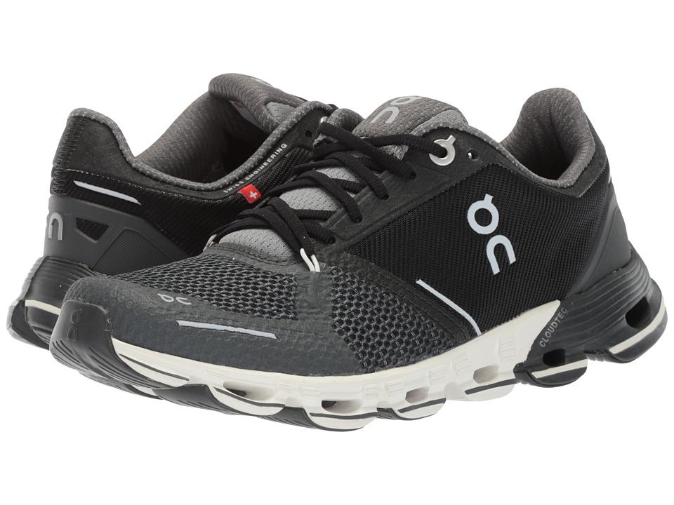 On Cloudflyer (Black/White) Women's Shoes