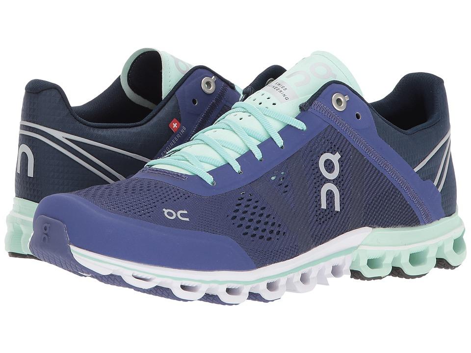 On Cloudflow (Dawn/Jade) Women's Shoes