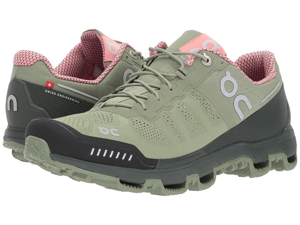 On Cloudventure (Reseda/Rose) Women's Running Shoes