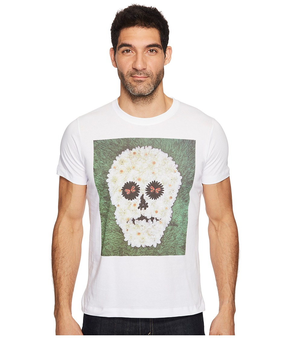 Diesel T-Joe-QM T-Shirt (White) Men