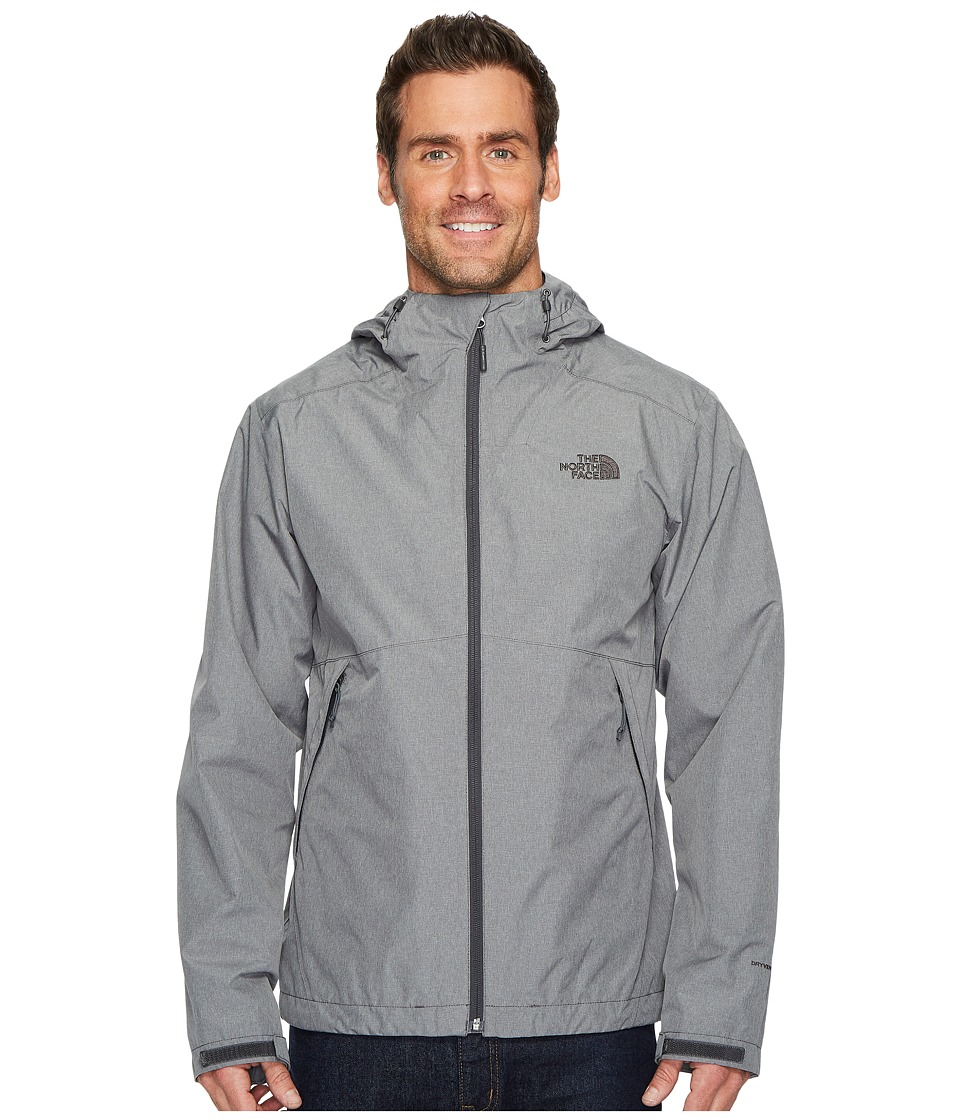 The North Face - Millerton Jacket (TNF Medium Grey Heather) Mens Coat