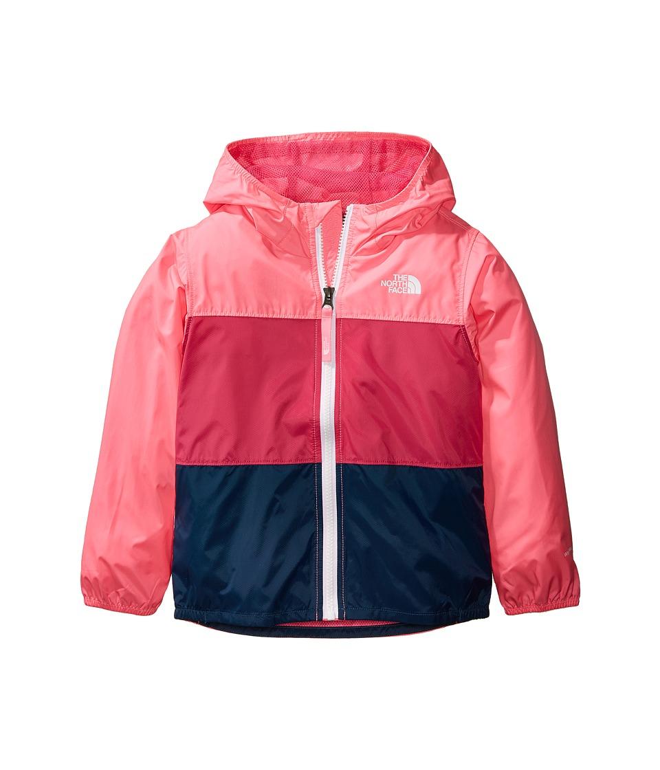 North Face Flurry Wind Jacket (Toddler) (Gem Pink) Girl's...