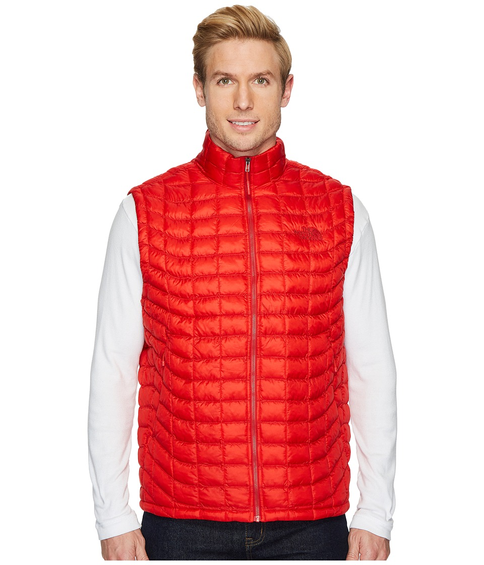 The North Face Thermoball Vest (High Risk Red) Men