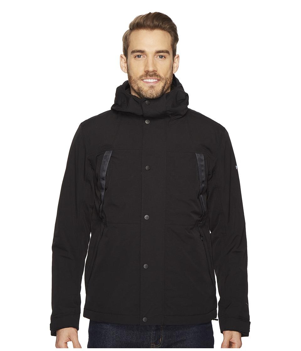 The North Face Stetler Insulated Rain Jacket (TNF Black) Men