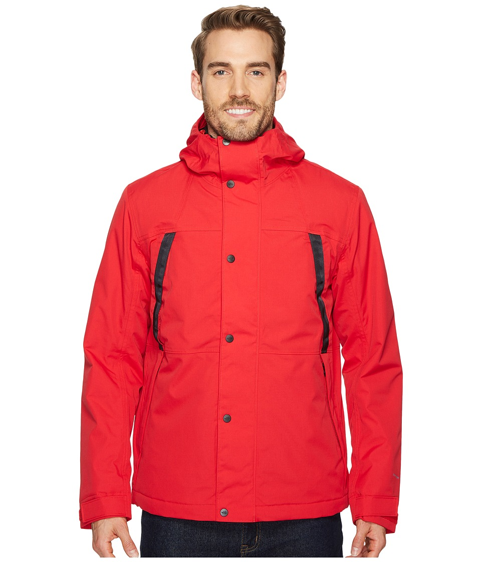The North Face Stetler Insulated Rain Jacket (TNF Red) Men