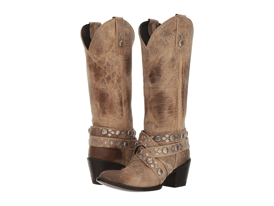 Old Gringo Caryl (Grey) Cowboy Boots