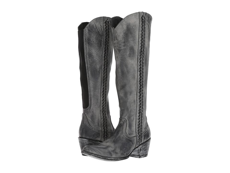 Old Gringo Athena (Snow Black) Cowboy Boots