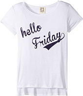 People's Project LA Kids - Hello Friday Square Tee (Big Kids)