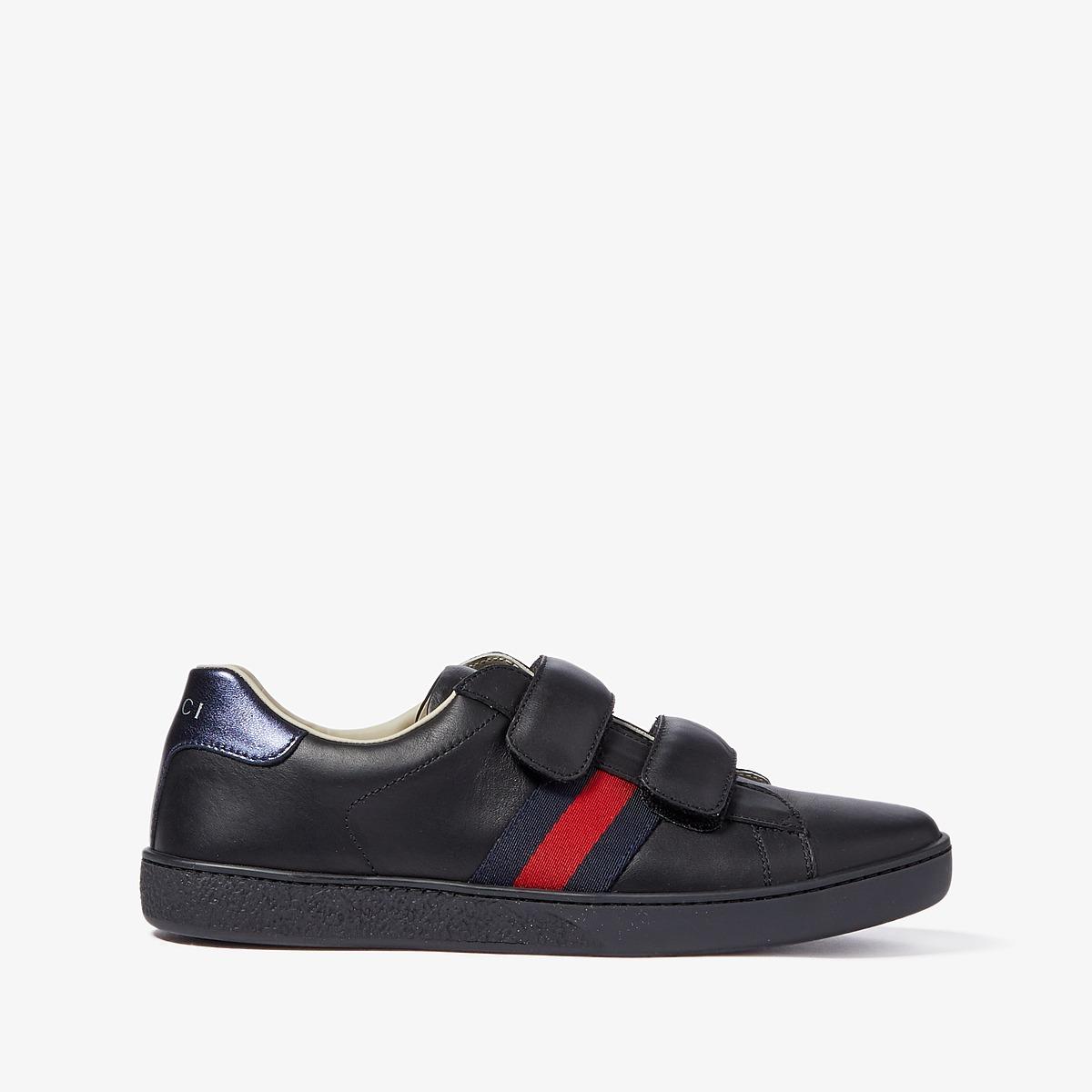 gucci new ace v l sneakers kid big kid at