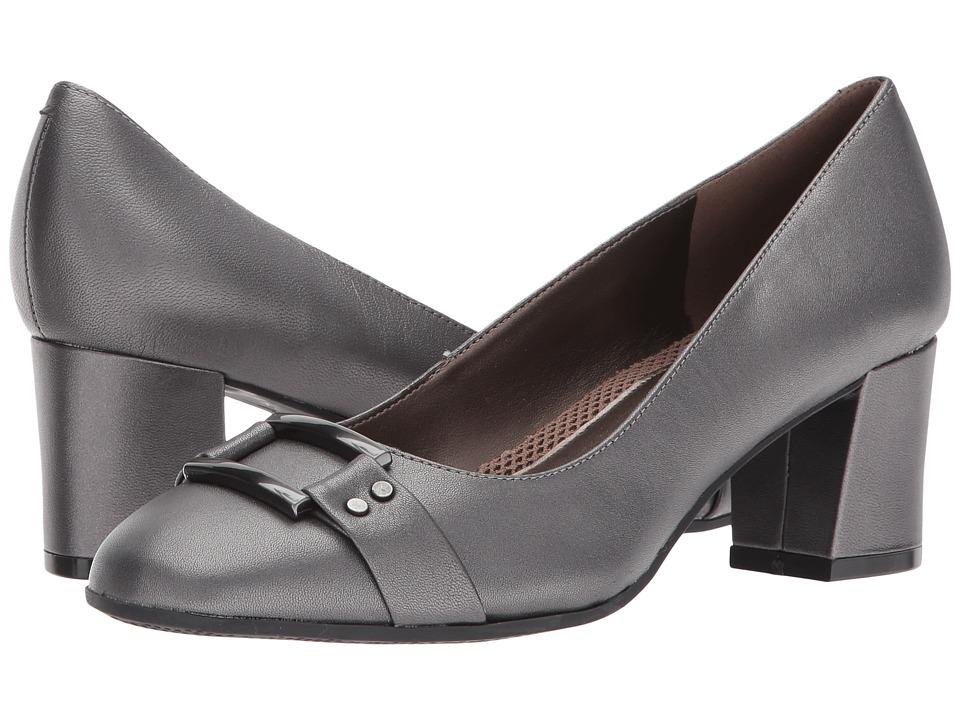 Easy Spirit Roldana (Pewter Leather) Women