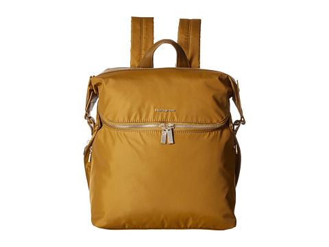 Hedgren Paragon Medium Backpack - Golden Olive
