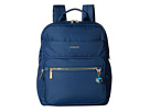 Hedgren Spell Backpack with Leather Trim