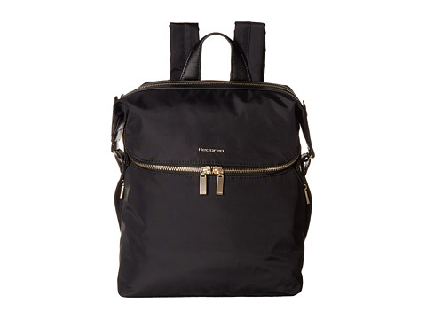 Hedgren Paragon Medium Backpack - Black