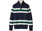 Tommy Hilfiger Kids Leon 1/2 Zip Sweater (Big Kids)