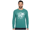 Life is Good Don't Moose Long Sleeve Crusher Tee