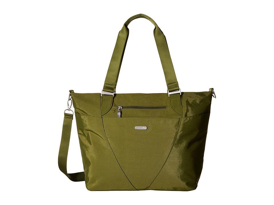 Baggallini Avenue Tote (Moss) Tote Handbags