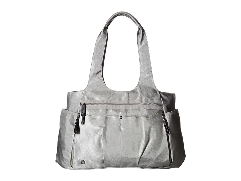Baggallini Gumption Medium Tote (Cloudburst) Tote Handbags