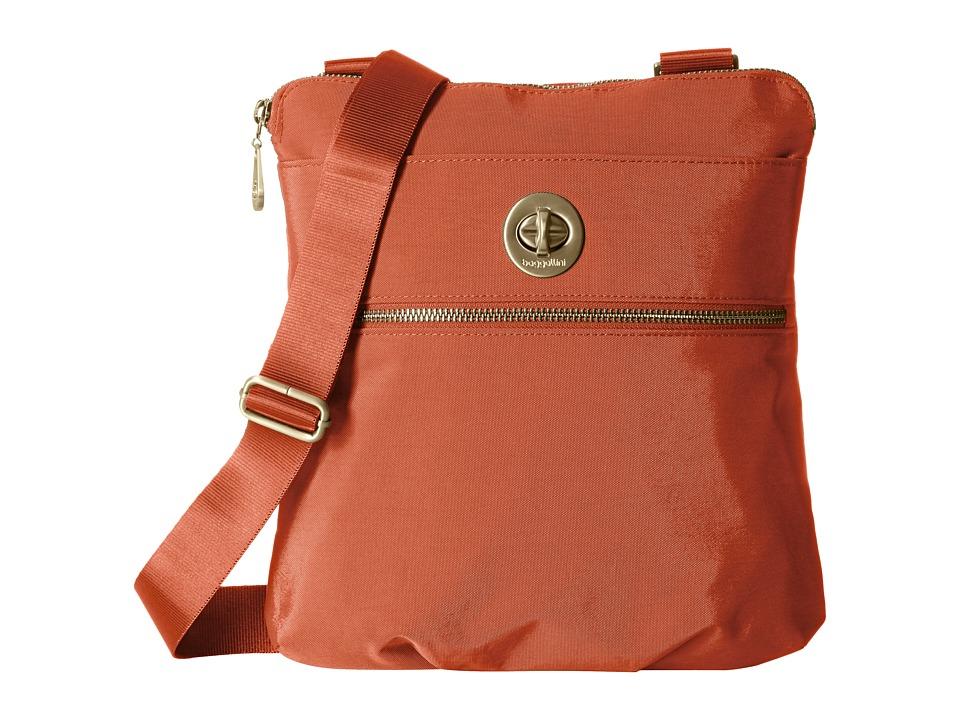 Baggallini Gold Hanover Crossbody (Adobe) Cross Body Handbags