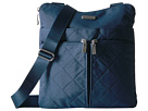 Baggallini Baggallini Quilted Horizon Crossbody with RFID Wristlet