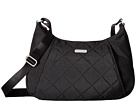 Baggallini Baggallini Quilted Slim Crossbody Hobo with RFID