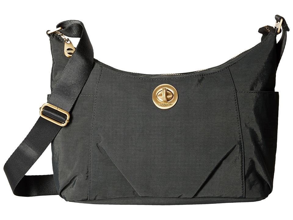 Baggallini Bahia Hobo (Charcoal) Hobo Handbags