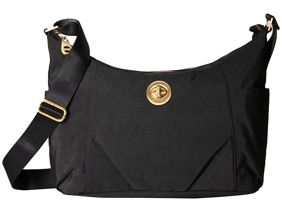 Baggallini Bahia Hobo (Black) Hobo Handbags