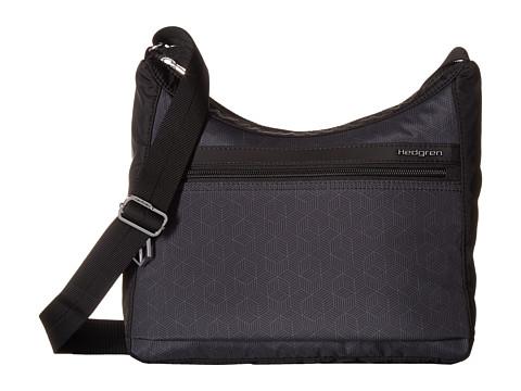 Hedgren Inner City Harper s Small Shoulder Bag RFID - Cube Print