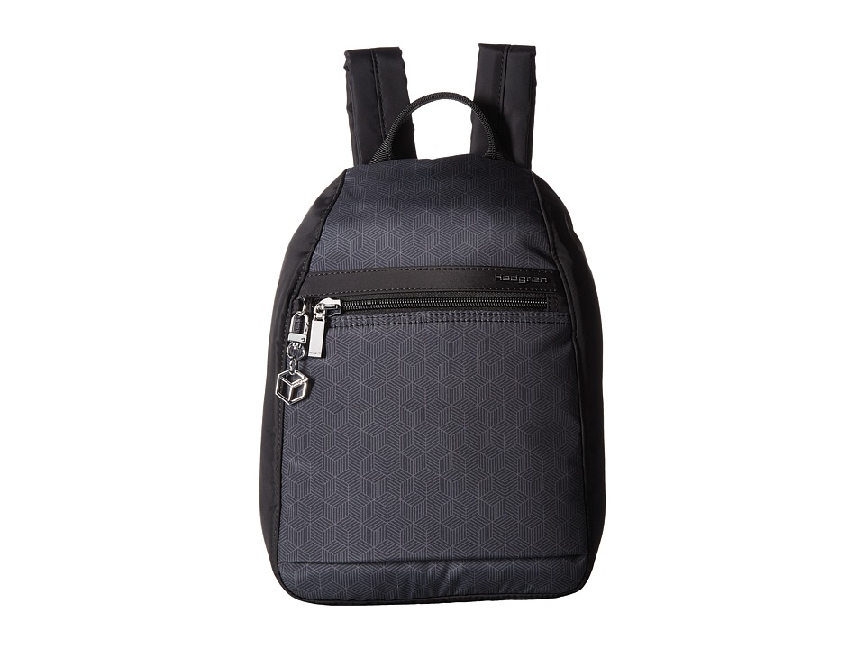 Hedgren - Inner City Vogue Backpack RFID (Cube Print) Backpack Bags