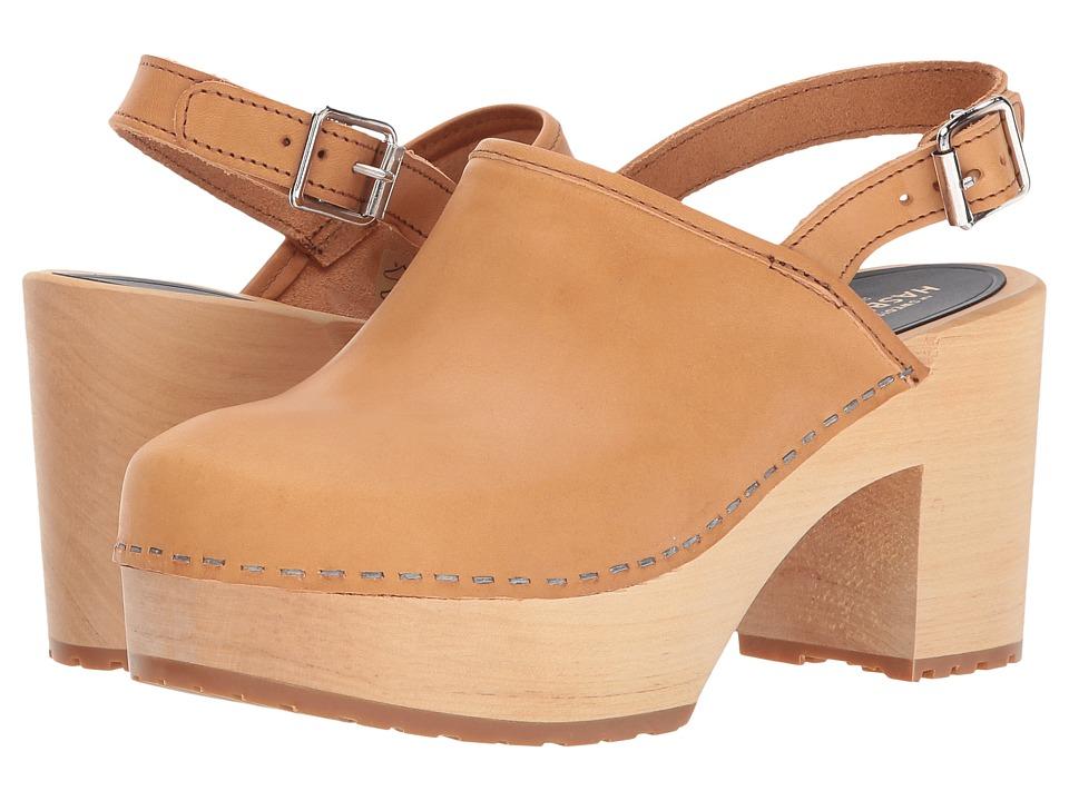 60s Shoes, Boots | 70s Shoes, Platforms, Boots Swedish Hasbeens - Jill Platform Nature High Heels $239.00 AT vintagedancer.com