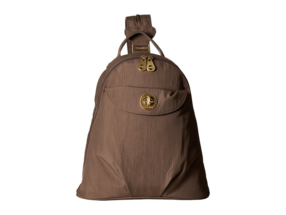 Baggallini Dallas Convertible Backpack (Portobello) Backpack Bags