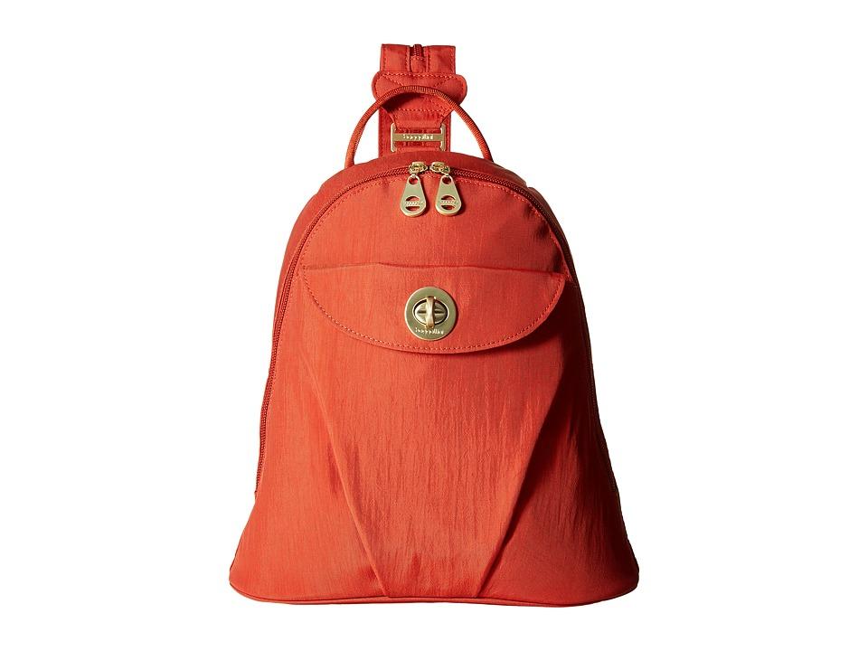 Baggallini Dallas Convertible Backpack (Adobe) Backpack Bags