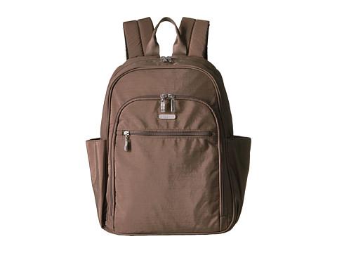 Baggallini Essential Laptop Backpack with RFID - Portobello