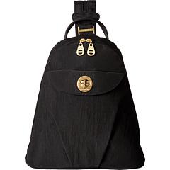 Baggallini Dallas Convertible Backpack, Charcoal