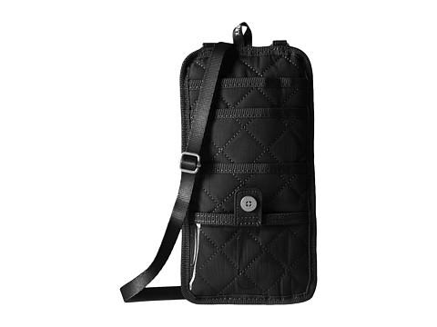 Baggallini RFID Travel Organizer - Black/Charcoal